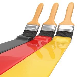 Německé barvy