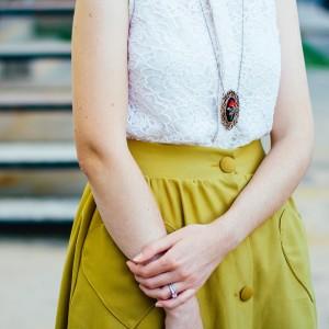 Jaký styl sukně se hodí pro vaši postavu?