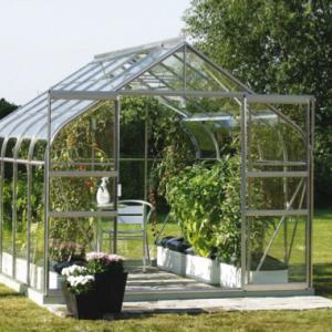 Vybíráme zahradní skleník