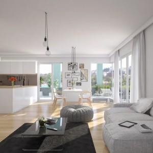Praha 5 – Skanska zahájila prodej developerského projektu v Jinonicích
