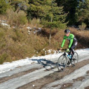 Užijte si jízdu na kole i v zimě