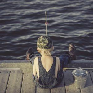 Rybářské potřeby i pro vaše děti