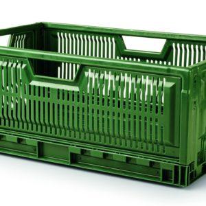 Plastové přepravky, nepostradatelní pomocníci v potravinářství a zemědělství